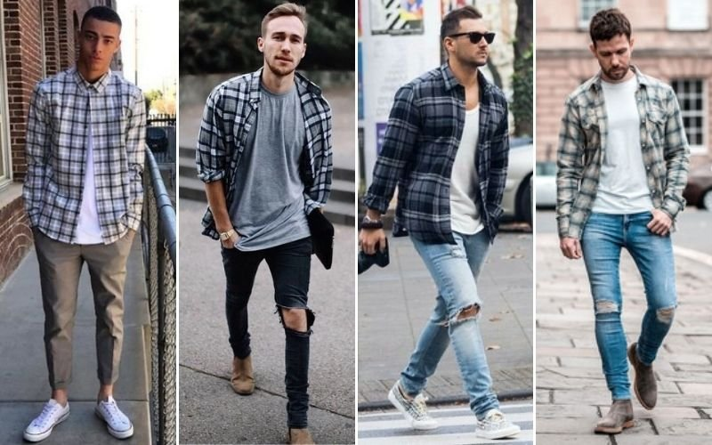 Grey Flannel Outfits