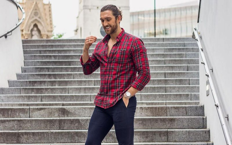 Smart Casual Flannel Shirts