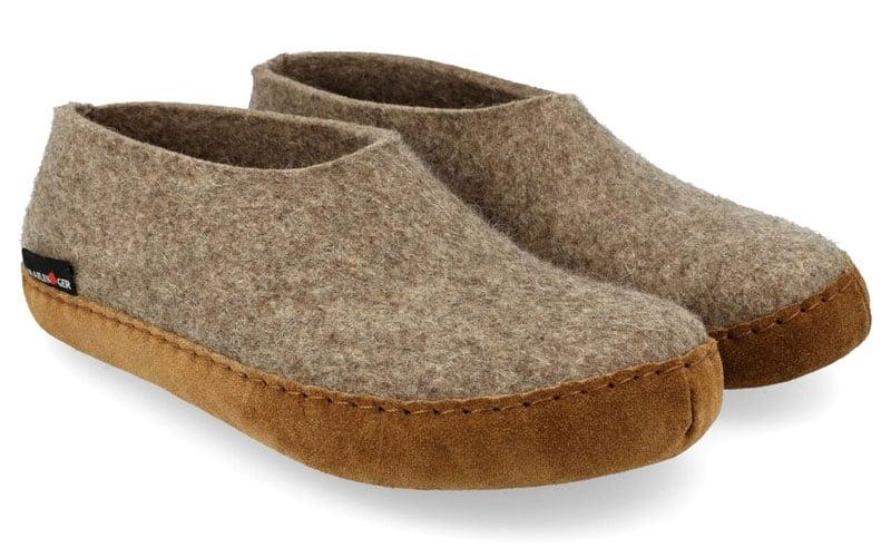 Haflinger Slippers For Men