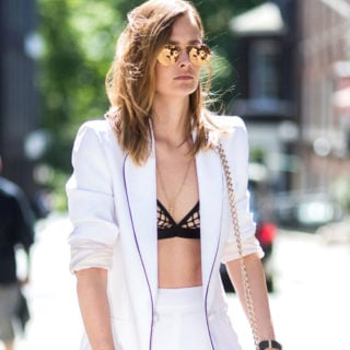 What To Wear With A Bralette