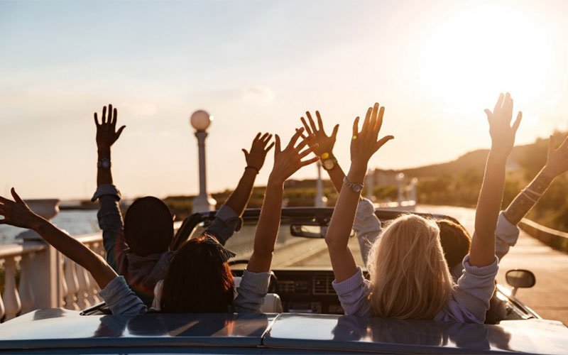 Girls Road Trip