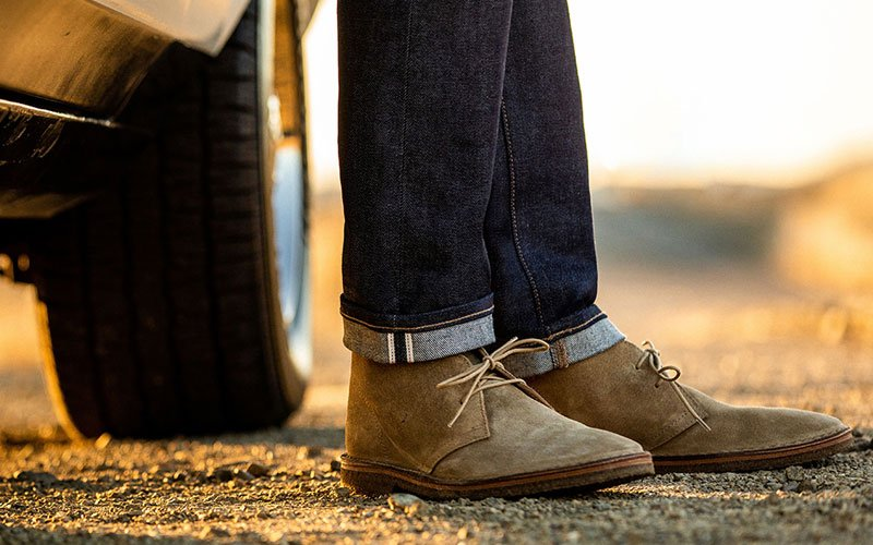 How To Wear Boots Men