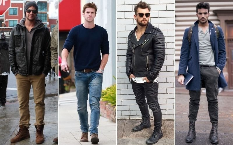 How To Wear High Top Boots