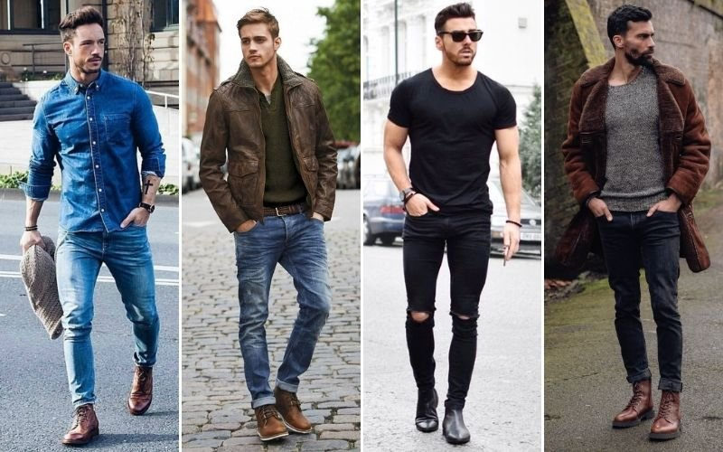 How To Wear Leather Boots
