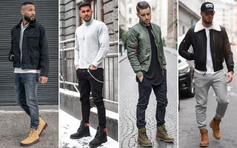 How To Wear Work Boots
