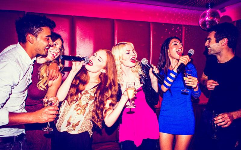 Karaoke Birthday Party