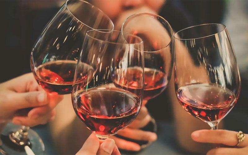 Wine Tasting Birthday Surprise Ideas