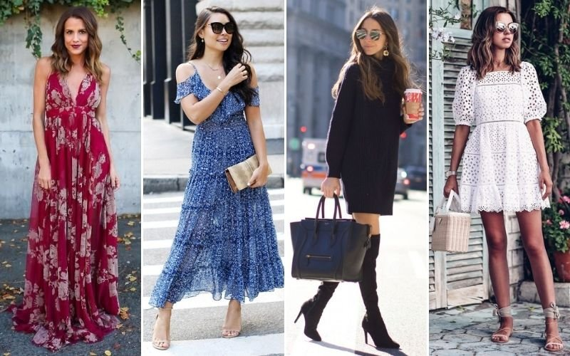 Brunch Outfits with Dress