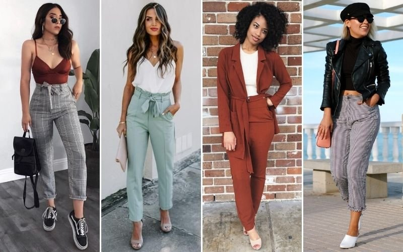 Brunch Outfits with Pants