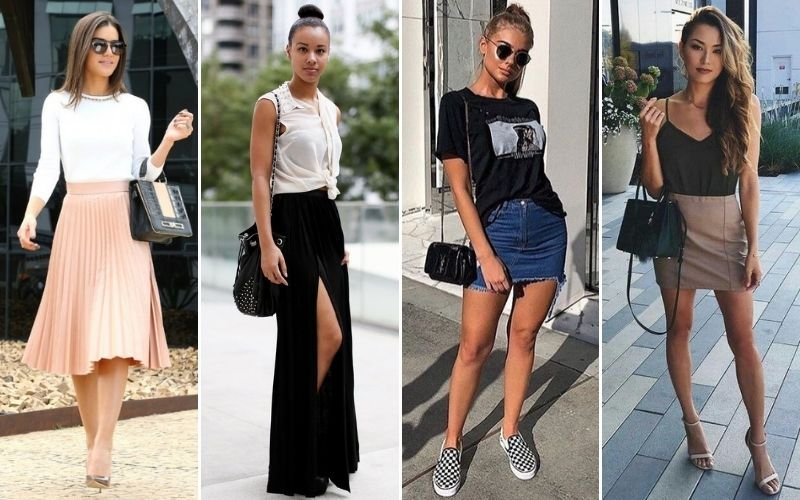 Brunch Outfits with Skirts