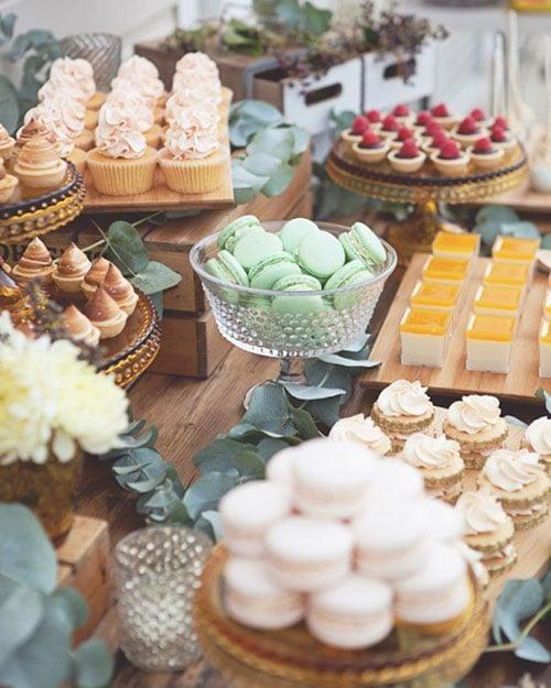 Dessert Table Decoration Ideas