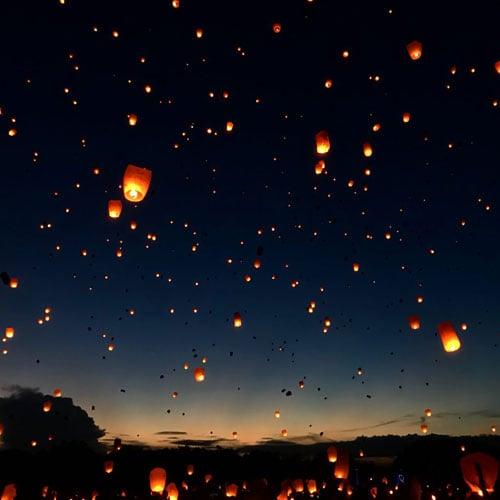 Graduation Lanterns