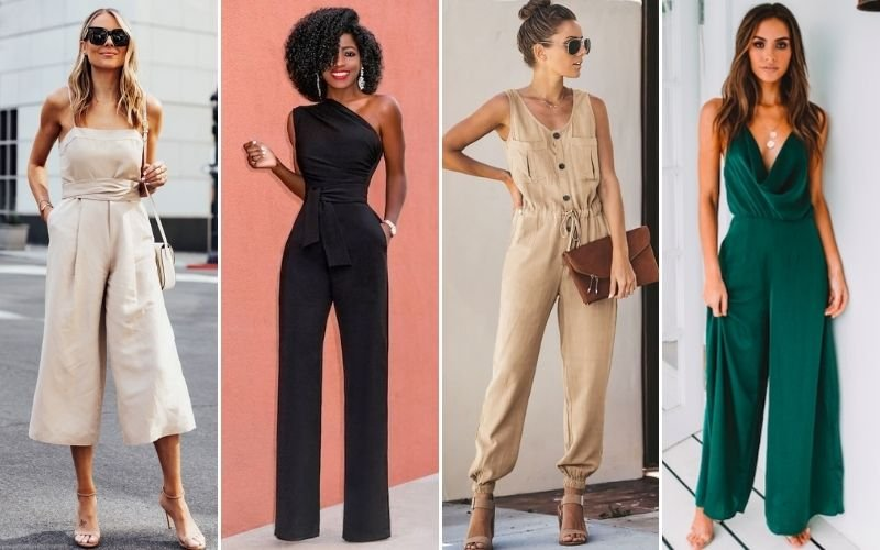 Hairstyles For Jumpsuit