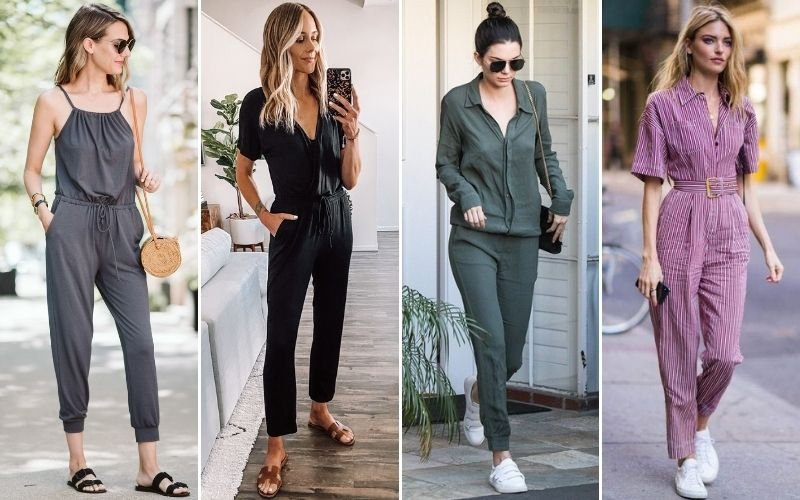 How To Dress Down A Jumpsuit