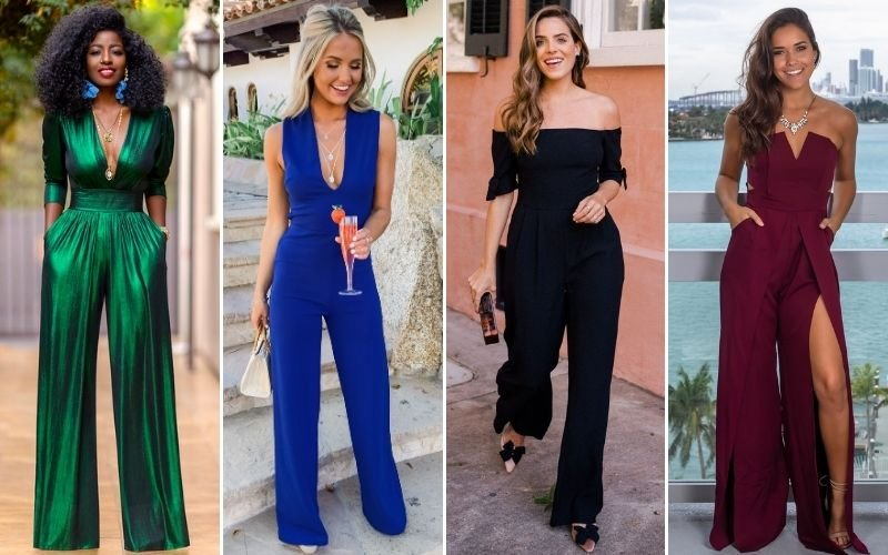 How To Dress Up A Jumpsuit