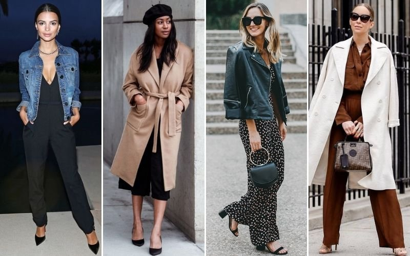 How To Layer A Jumpsuit