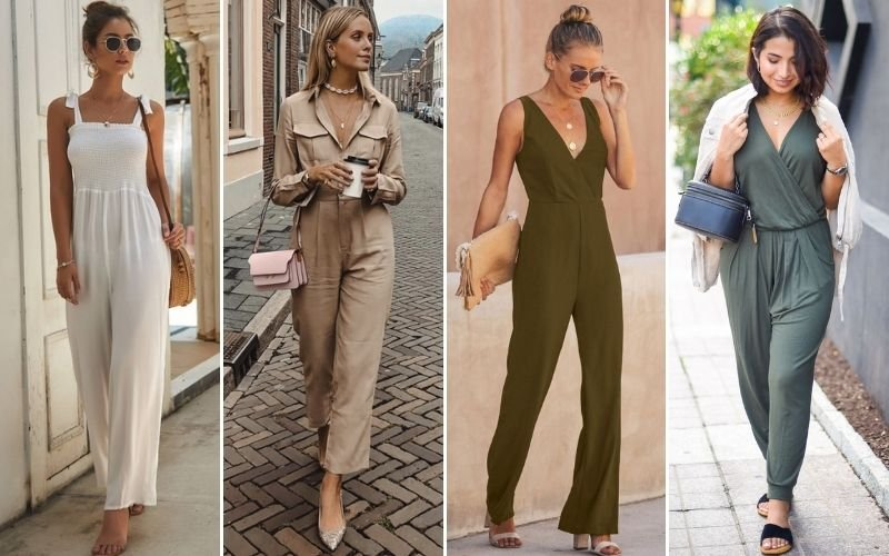 Jewelry with Jumpsuit