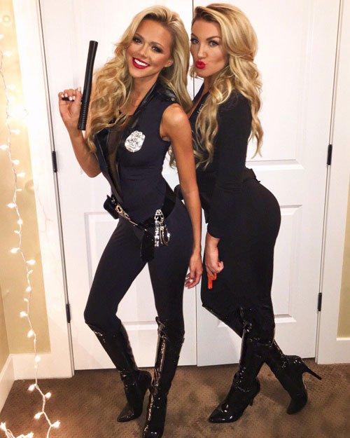 Police Officer College Halloween Costume