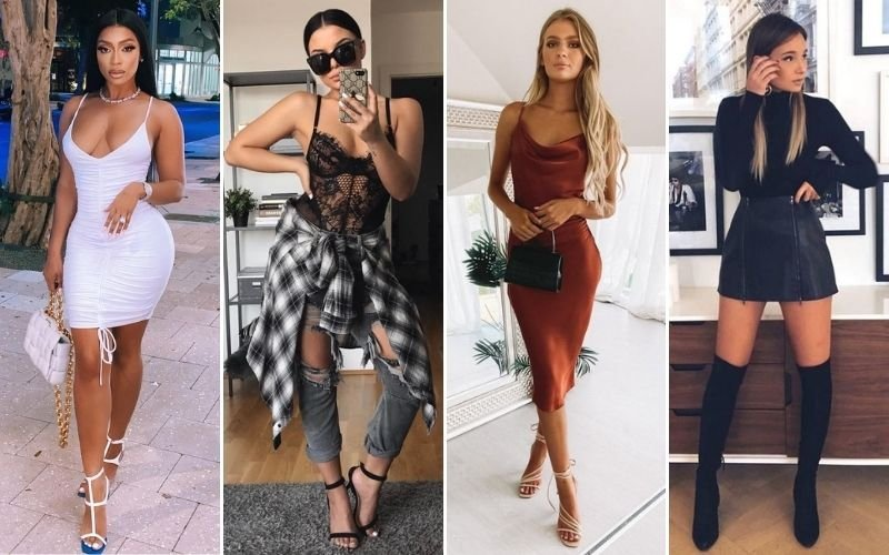 Sexy Date Night Outfits