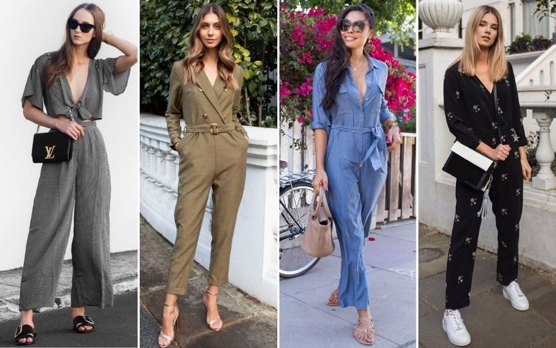 What Shoes To Wear With A Jumpsuit