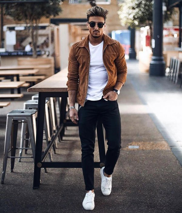 Chino Pants Outfits For Teenage Guys