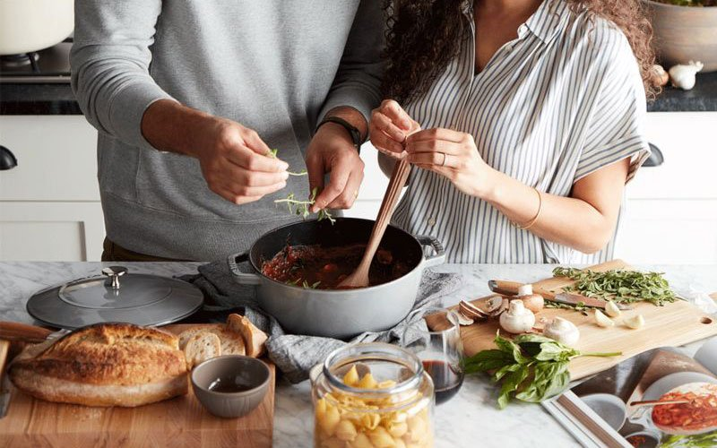 Cook At Home Together