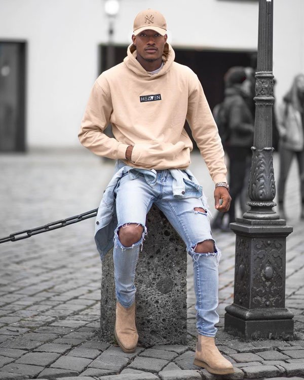Jeans Outfits For Teenage Guys