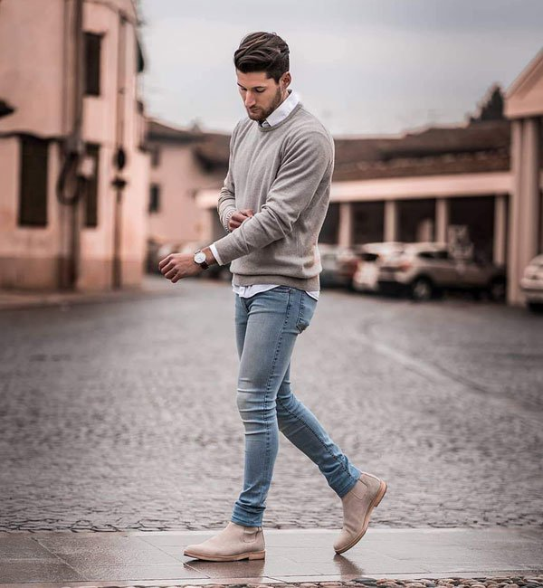 Sweater Outfits For Teenage Guys