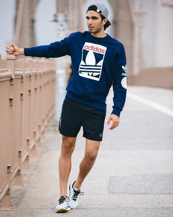 Teen Boy Outfits with Shorts
