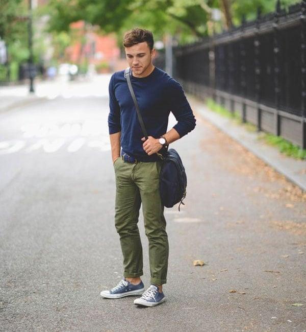 Trendy Chino Pants For Teen Boys