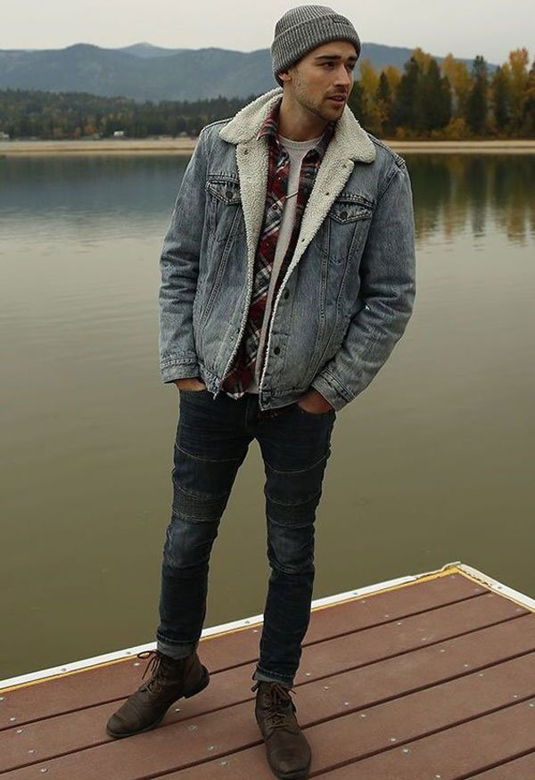 Winter Outfits For Teenage Guys