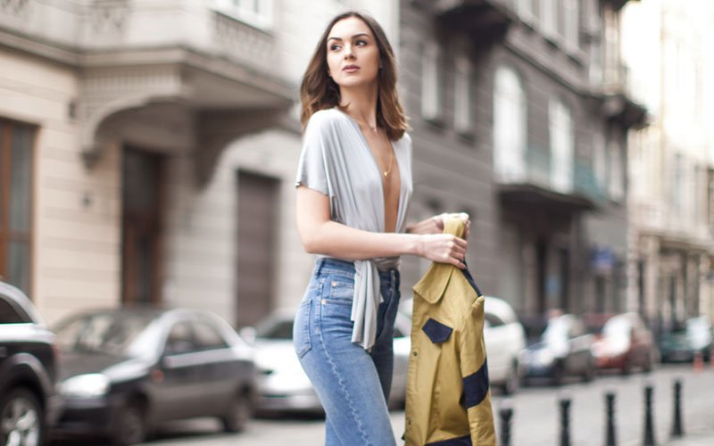 Are High Waisted Jeans In Style