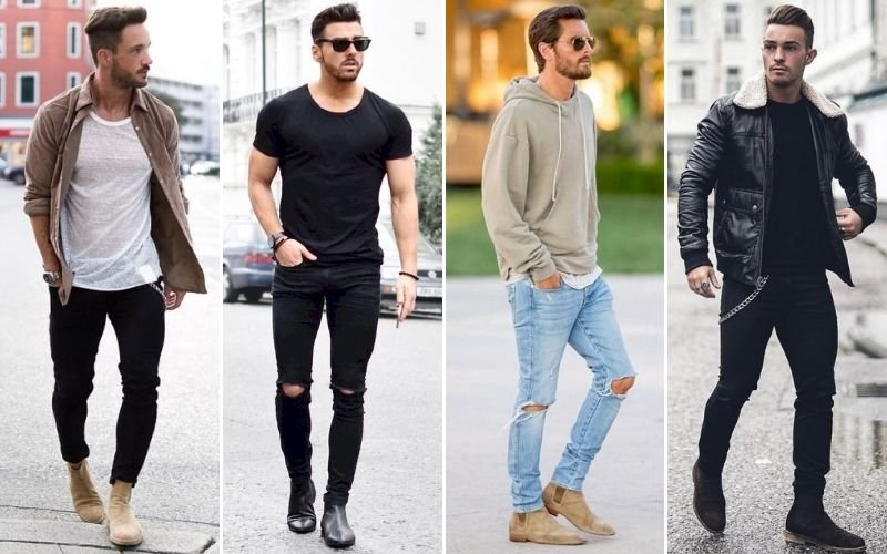 Casual Chelsea Boots Outfits