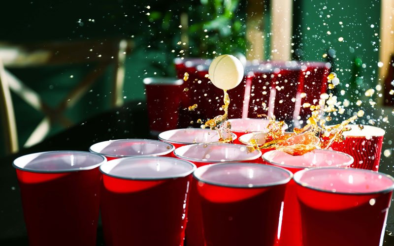 Drinking Games with Friends
