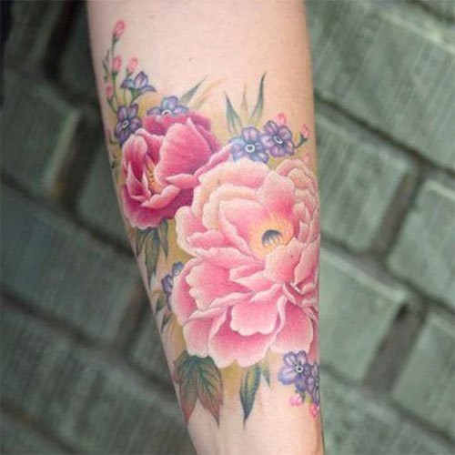 Feminine Forearm Tattoos