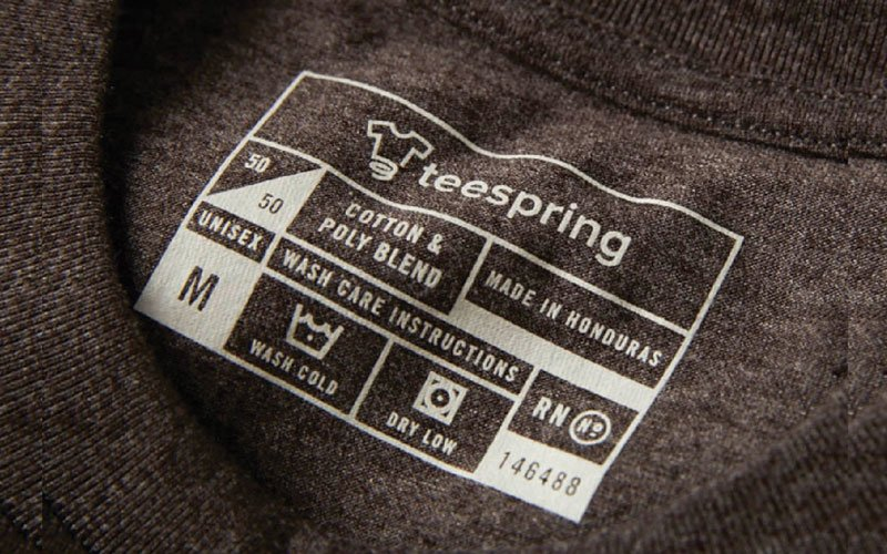 Check The Label For Fabric