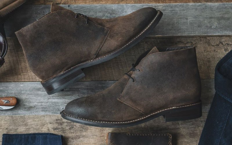 Chukka Boots Outfits