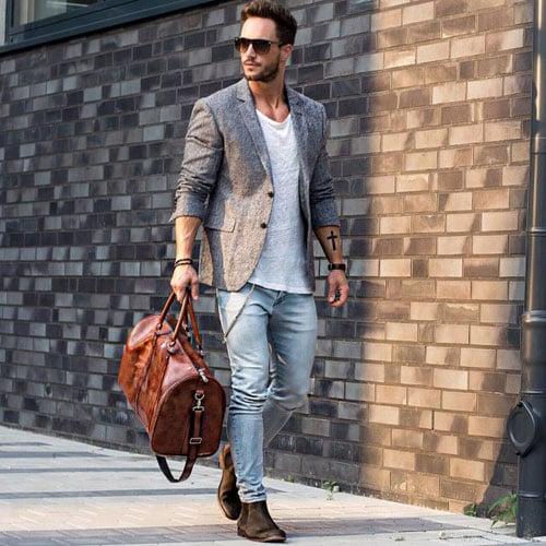 Clubbing Footwear Men