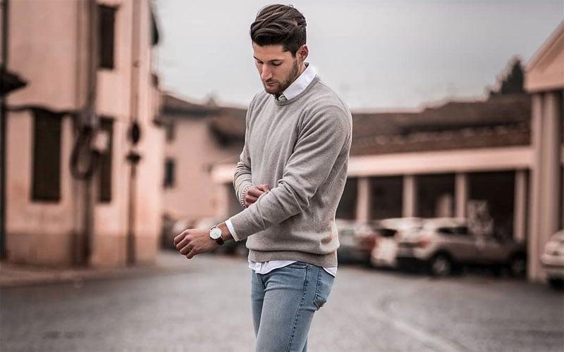 Men's Cashmere Sweaters