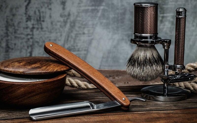 Traditional Wet Shaving Kit